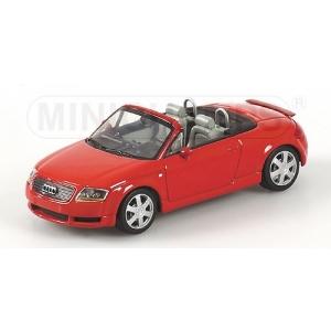 Audi TT Roadster rot 1999