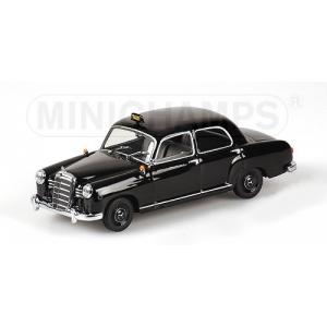 Mercedes 180 Taxi