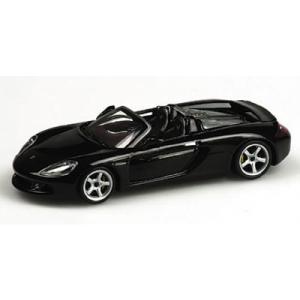 Porsche Carrera GT schwarz  2000
