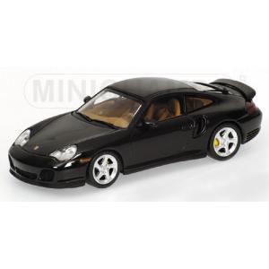 Porsche 911 Turbo grün met 2005