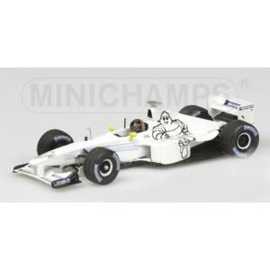 Williams BMW FW20 Testwagen Michelin 1999