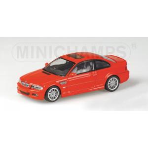 BMW M3 rot 2001