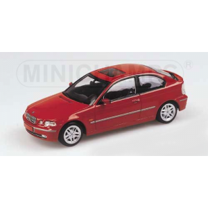 BMW 3er Serie Compact rot 2001
