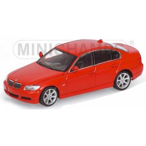 BMW 3er rot 2005