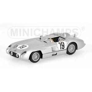 Mercedes 300 SLR Le Mans J.M.Fangio 1955