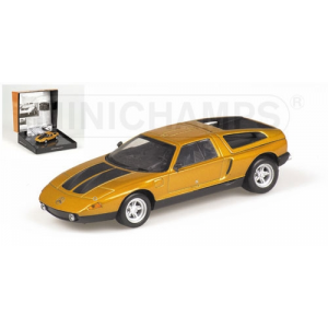 Mercedes C111/ II orange met 1970