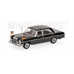 Mercedes 300 SEL 6.3 W.Brandt 1970
