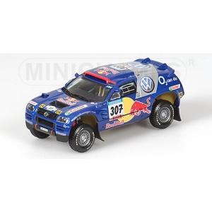 VW Race Touareg Nr.307 Rallye Dakar 2005