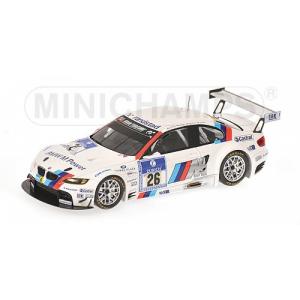 BMW M3 GT2 Nr.26 24h Nürburgring 2010