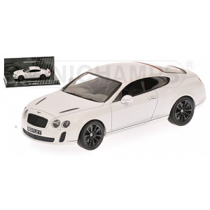 Bentley Continetal Supersport weiss