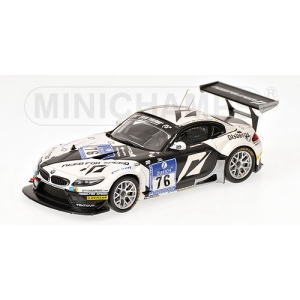BMW Z4 GT3 Nr.76 24h Nürburgring 2010