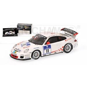 Porsche 911 GT3 RS Nr.11 24h Nürburgring 2010
