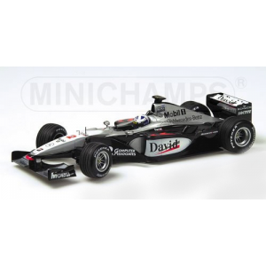 McLaren Merceds MP4/15 D.Coulthard 2000
