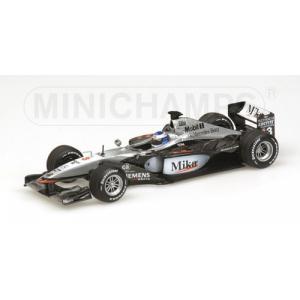 McLaren Mercedes MP4/16 M.Häkkinen 2001