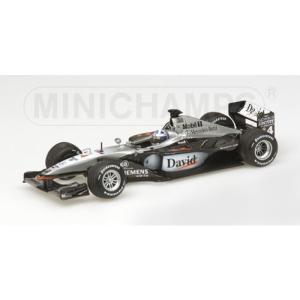 McLaren Mercedes MP4/16 D.Coulthard 2001