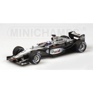 McLaren Mercedes MP4/17 D.Coulthard 2002