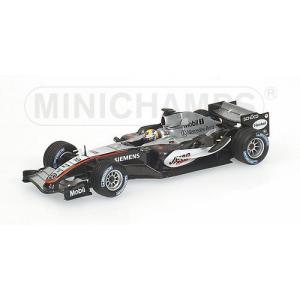 McLaren Mercedes MP4/20 J.P.Montoya 2005