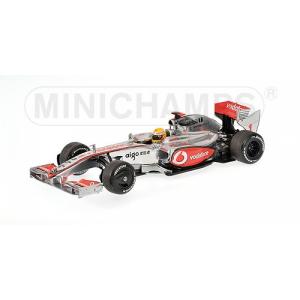 McLaren Mercedes MP4/24 L.Hamilton 2009