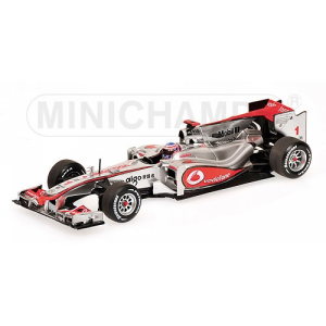 McLaren Mercedes MP4/25 J.Button 2010