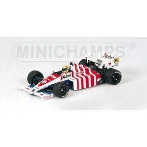 Toleman TG184 GP.Portugal A.Senna 1984