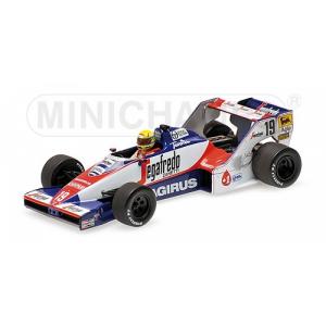 Toleman TG183B GP.Brasilien A.Senna 1984