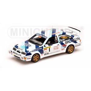 Ford Sierra RS500 Rallye Car 1986