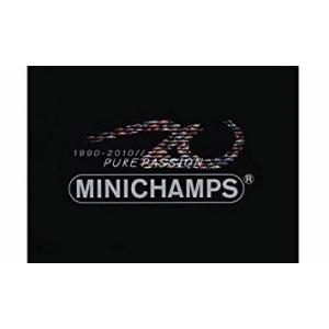 Minichamps Buch 20 Jahre Minichamps