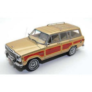 Jeep Wagoneer gold met 1991