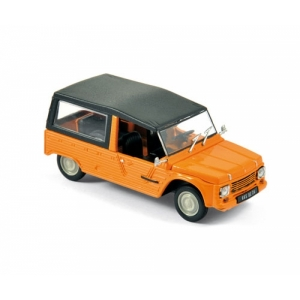 Citroen Méhari orange 1978