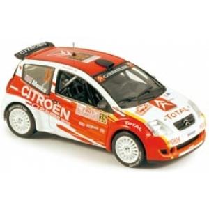 Citroen C2 Super 1600 Rallye Monte Carlo