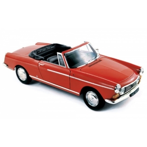 Peugeot 404 Cabriolet rot 1967