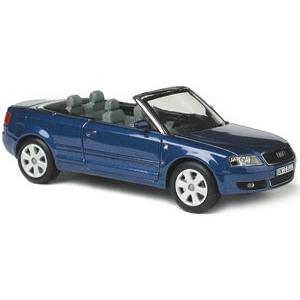 Audi A4 Cabriolet blau met 2002