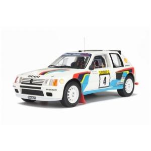 Peugeot 205 T16 Nr.4 1000 Seen Rallye