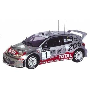 Peugeot 206 WRC  2002
