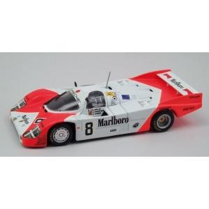 Porsche 956 Long Tail Nr.8Le Mans B.Woll