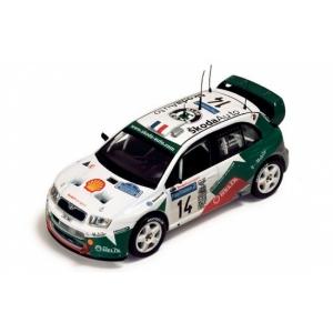 Skoda Fabia WRC Nr.14 Tour de Corse 2003
