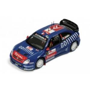 Citroen Xsara WRC Nr.1 Rallye Japan
