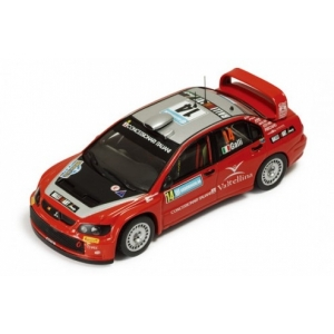 Mitsubishi Lancer WRC Nr.14 Rallye Schwe