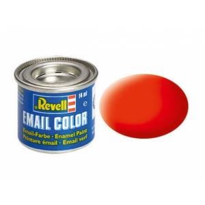Farbe Leuchtorange 25 matt