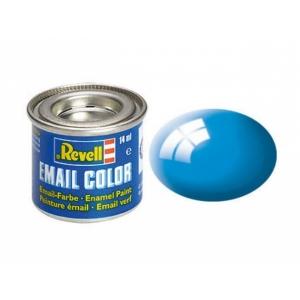 Farbe lichtblau glänzend 50