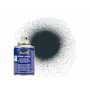 Farbspray antrazith matt
