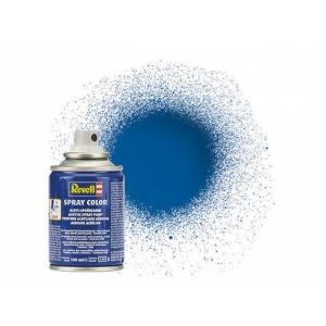 Farbspray blau glänzend