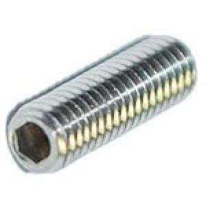 Madenschrauben Edelstahl M3x 5 mm