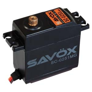 Savöx SC-0251 MG Digital