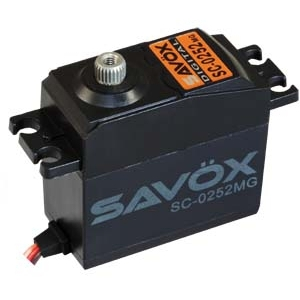 Savöx SC-0252 MG Digital