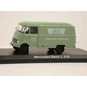 Mercedes L319 Elna Messemodell 2005