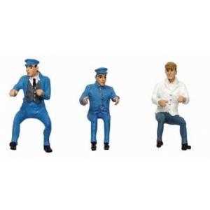 Figuren Set Fahrerfiguren Bus, LKW