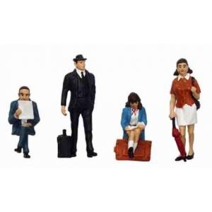 Figuren Set Reisende