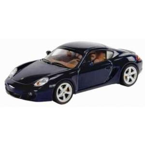 Porsche Cayman S nachtblau 2005