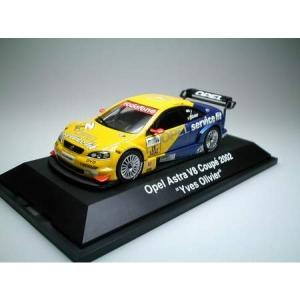Opel Astra V8 Nr.19 DTM Y.Olivier 2002